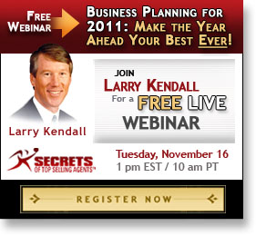 FREE Webinar: Business Planning for 2011
