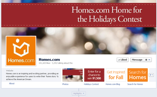Homes.com's Facebook Page Surpasses 100,000 Likes!