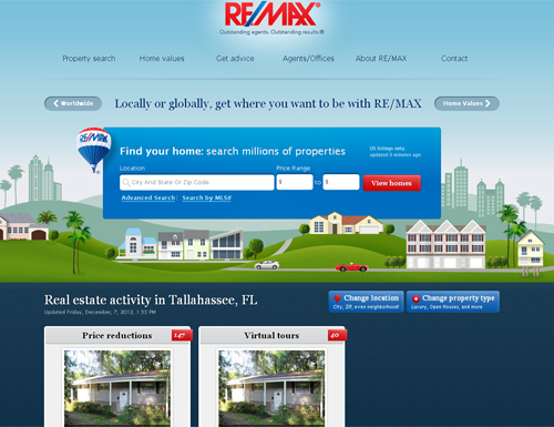 Homes.com Launches New Consumer Site for RE/MAX