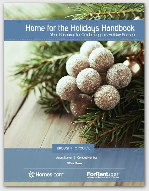 [eBook] Download the FREE Editable Home for the Holidays Handbook