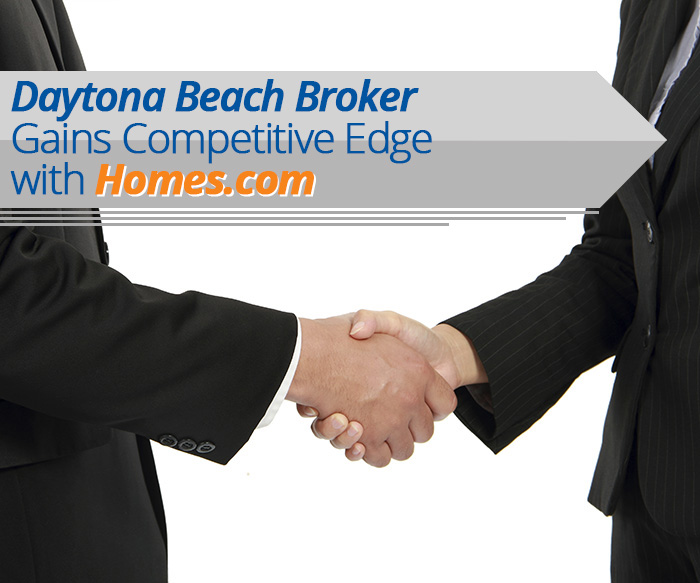 Daytona Beach Broker Gains Competitive Edge From Homes.com
