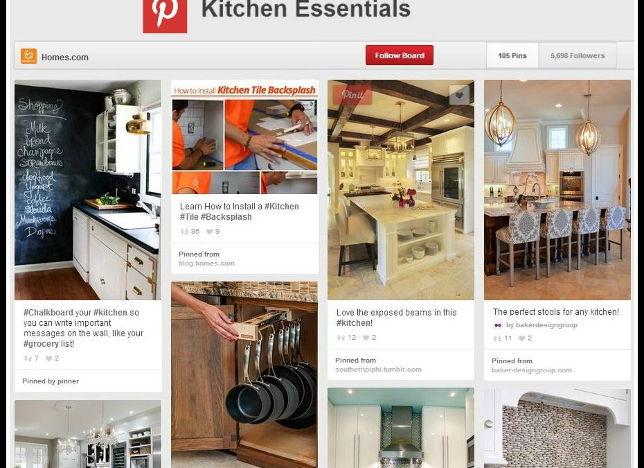 Inspire Your Clients to Dream Big with Pinterest
