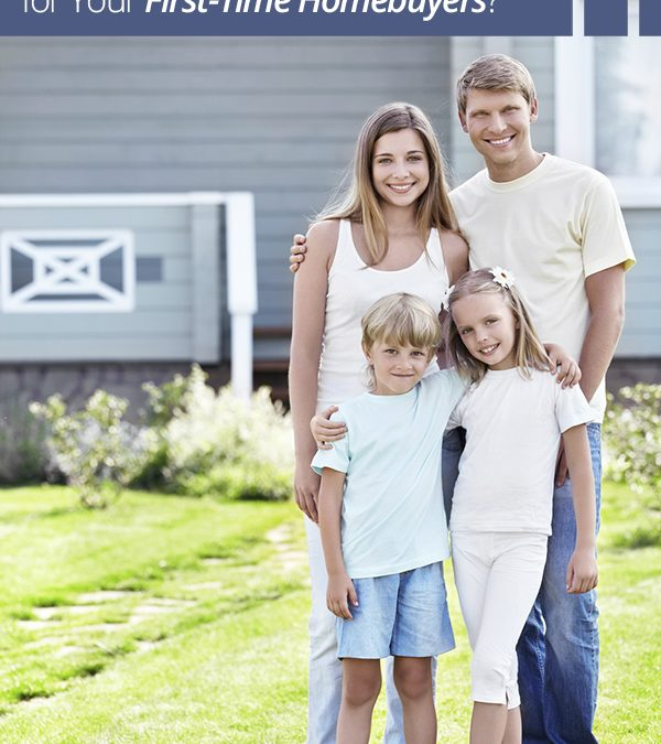 Are FHA Loans Still A Good Option for Your First-Time Homebuyers?