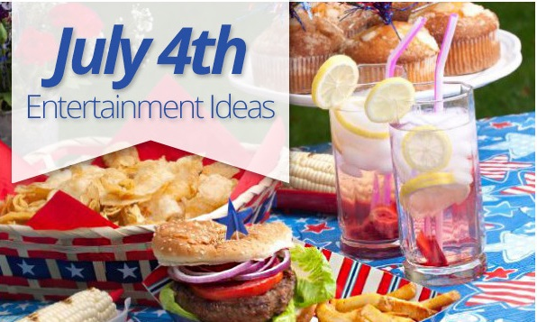 Add a Spark to Your July 4th Celebration with These Entertainment Ideas!