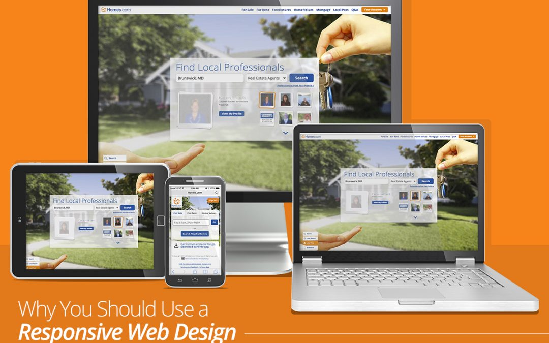 Take Your Business to the Top with Responsive Web Design