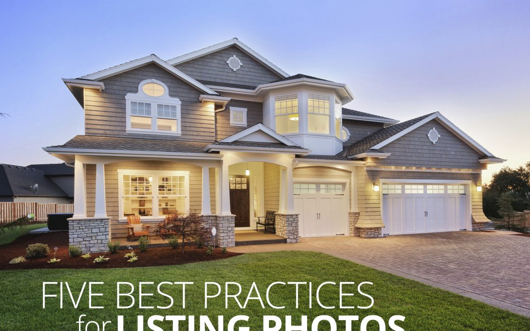 Five Best Practices for Listing Photos