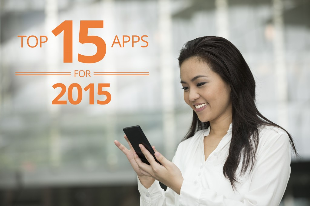 15 Apps that Will Make Your Job Easier in 2015