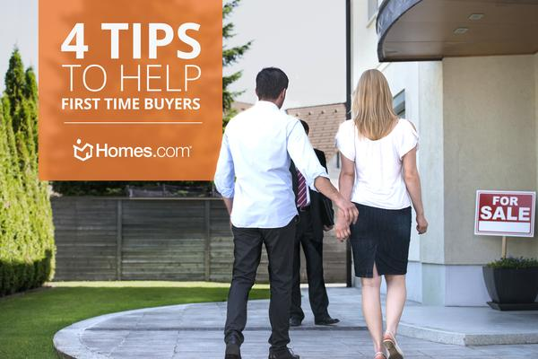 4 Tips to Make Finding A Home Easier for First Time Buyers