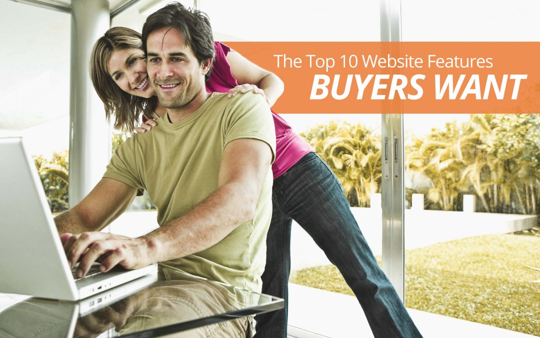 Top 10 Website Features That Buyers Expect From You