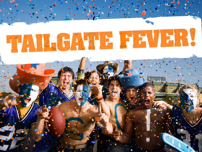 It's Time to Tailgate! [Free Download]