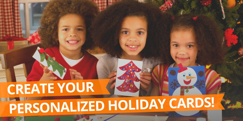 Impress Your Clients with Customized Holiday Cards