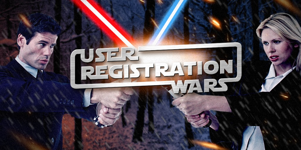 User Registration Wars