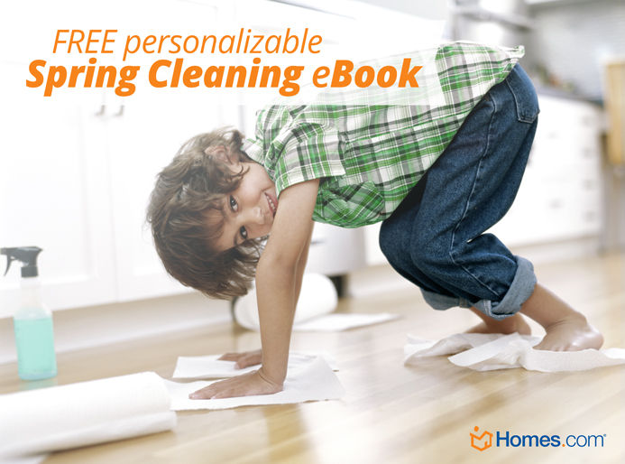 The Ultimate Spring Cleaning Gift for Your Clients [FREE eBook]