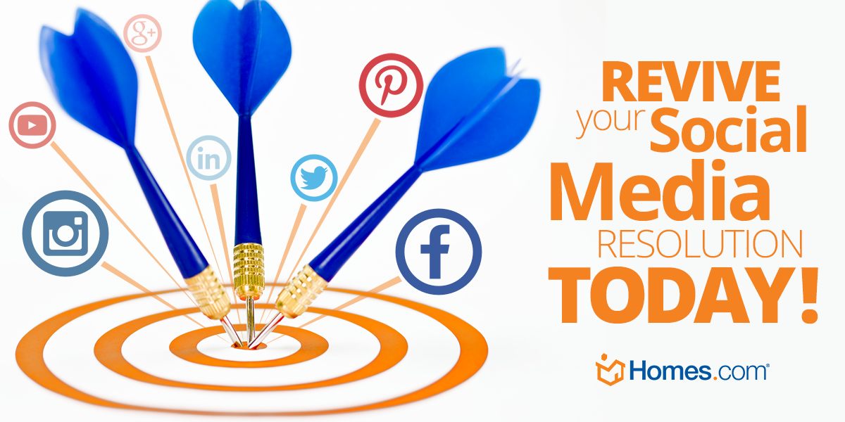 Get Your Social Media Resolution Back on Track in 4 Easy Steps!