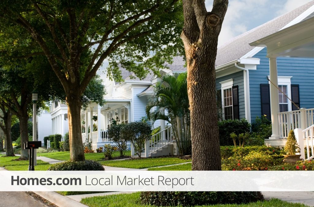 40% of U.S. Markets Have Now Recovered from the Housing Bust!