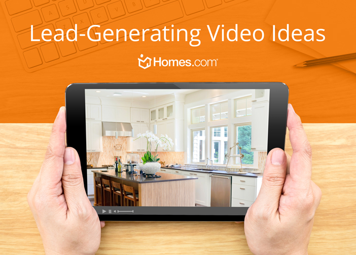 Four Simple Ideas for Creating Lead-Generating Videos