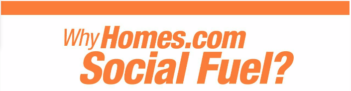 Light a Flame Under Your Social Results with Homes.com Social Fuel