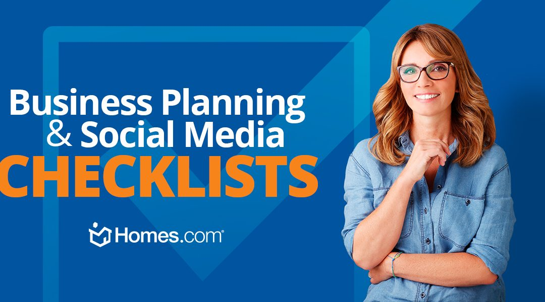 Get Your Free Business Planning and Social Media Checklists
