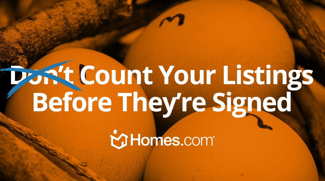 6 Steps to Winning Listings You Can Count On