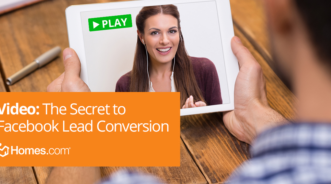 What It Takes to Convert Facebook Leads