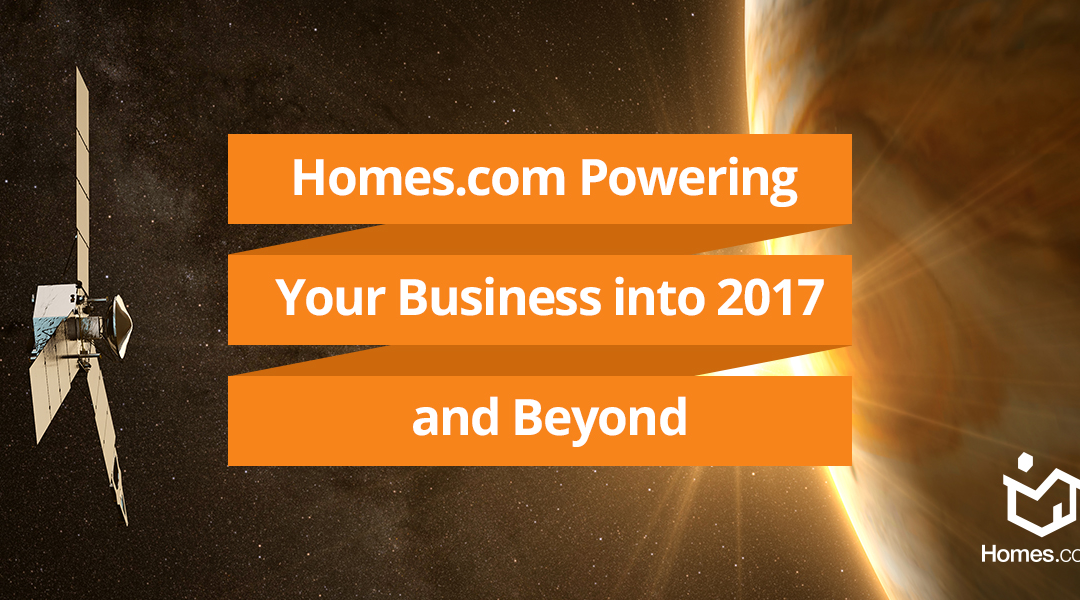 Homes.com's Top 10 – Product News and Updates of 2016