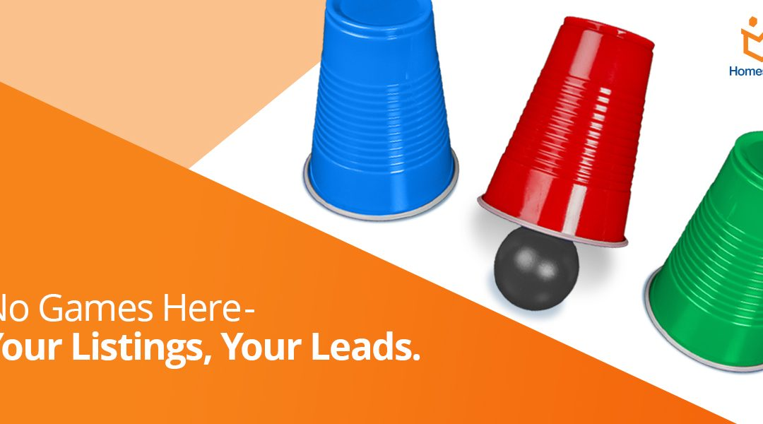 Your Listing, Your Leads.