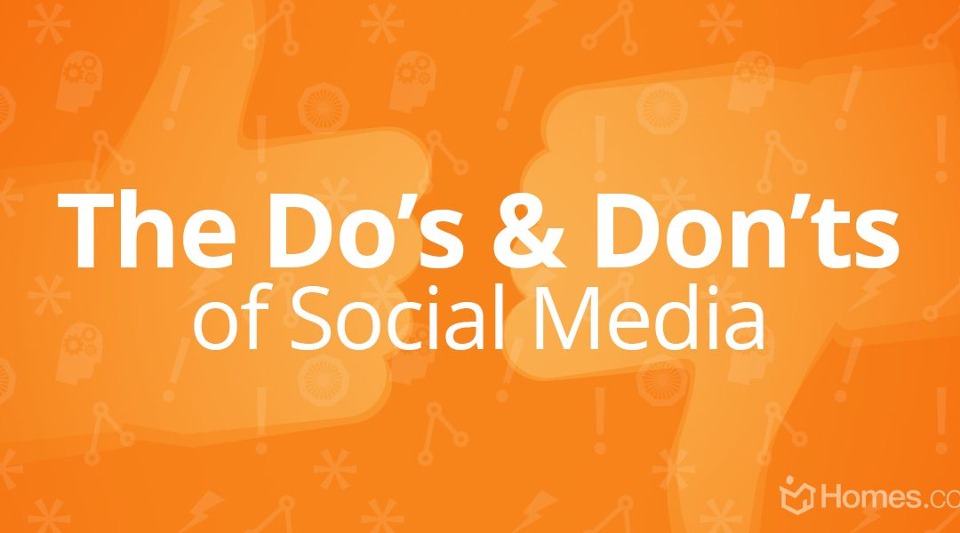 [Infographic] Do's and Don'ts of Social Media