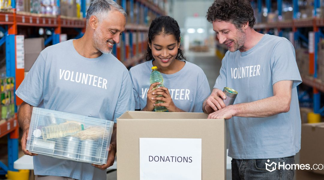 10 Ways to Give Back to Your Community
