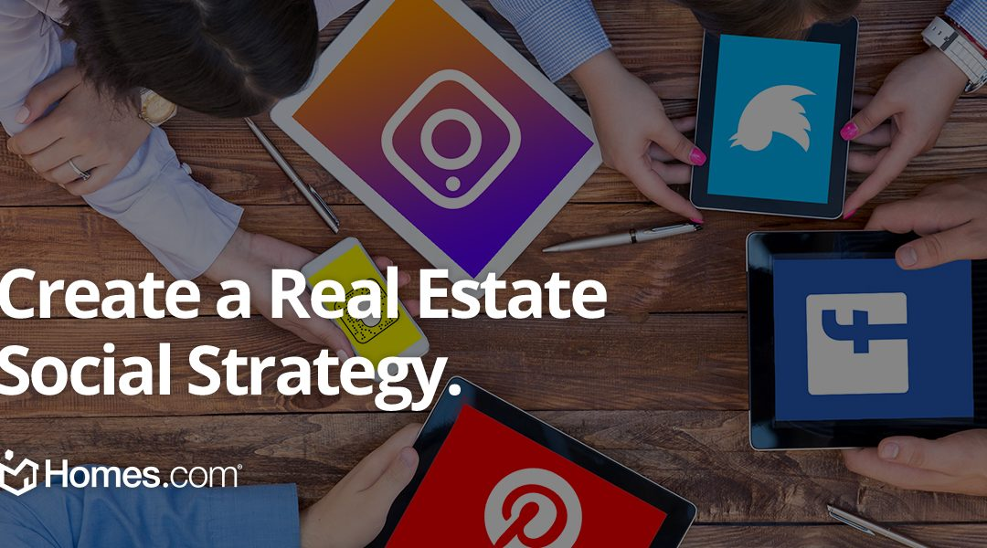 Social Media for Real Estate: 5 Steps to a Winning Strategy