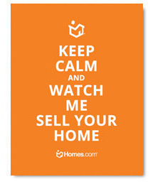 Keep Calm Watch Me Sell Your Home