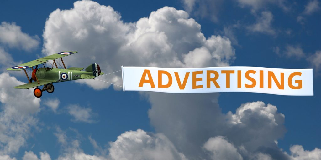 Digital Advertising – Not Just for Banner Ads Anymore
