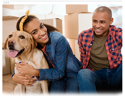 Moving is an exciting time of change for consumers and it is a time in people's life where they are likely to reconsider the products they purchase.