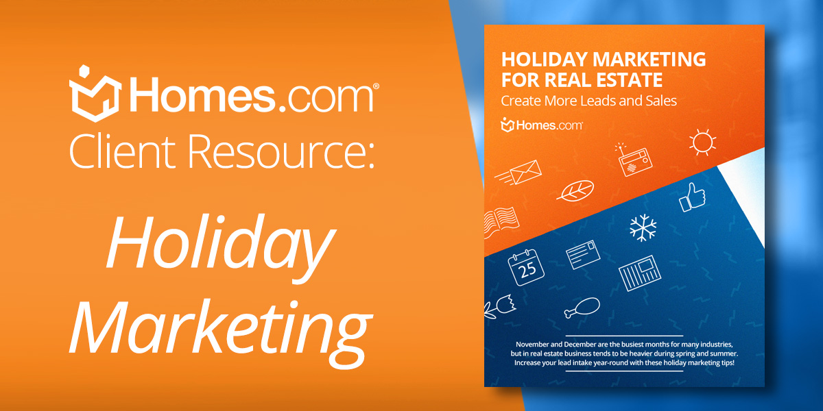 [Free eBook] Holiday Marketing for Real Estate
