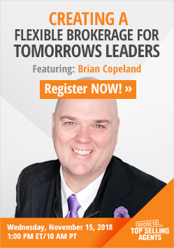 Secrets of Top Selling Agents Webinar with Brian Copeland