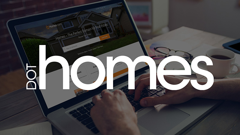 .Homes Domain Names