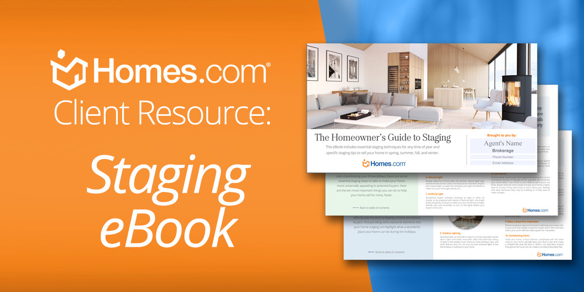 [Free eBook] The Homeowner's Guide to Staging