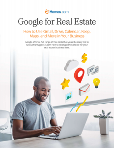 Google for Real Estate eBook