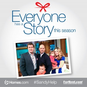 Homes.com Partners with 'The Steve Harvey Show' to Shelter Family Impacted by Hurricane Sandy