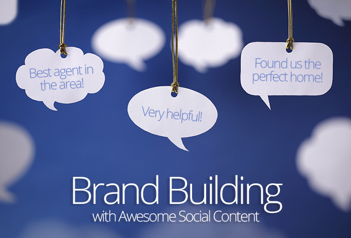 Brand Building with Help from Social Media