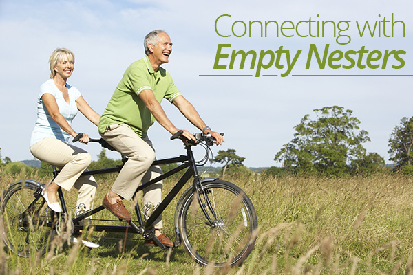 Connecting with Empty Nesters