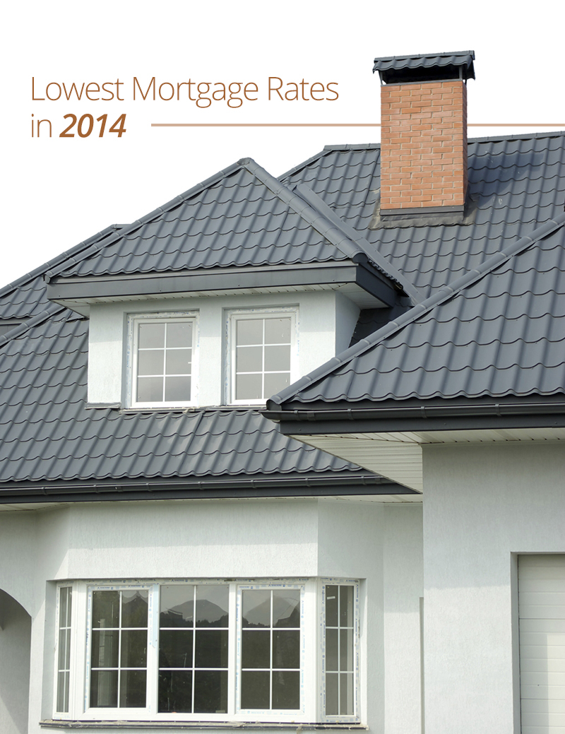 Mortgage Rates Hit Unexpected Low for 2014 with Homes.com