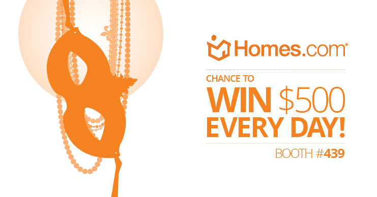 Visit us for the chance to win $500