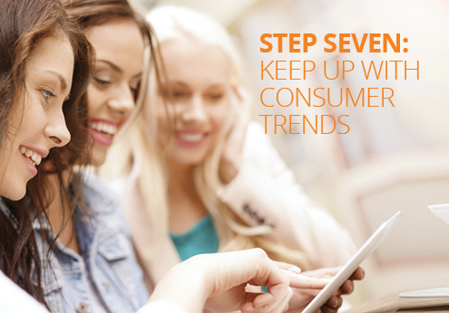 Keep Up With Consumer Trends
