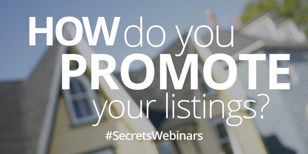 How do you promote your listings?