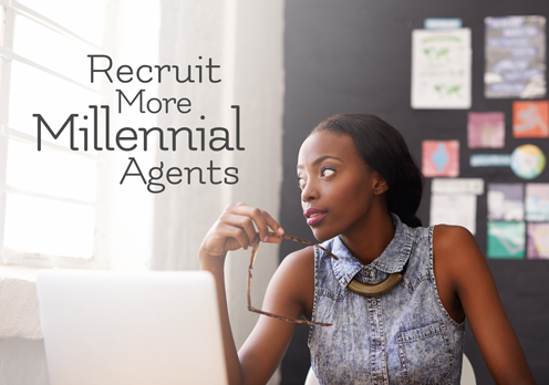 Recruit More Millennial Agents