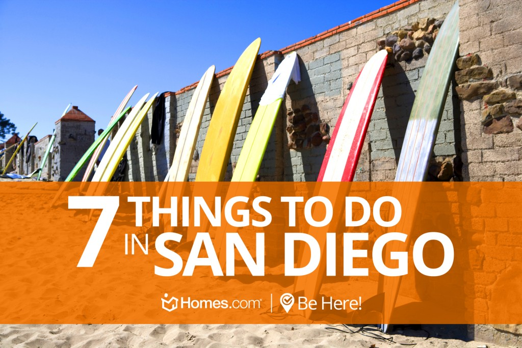 7 Things to Do in San Diego