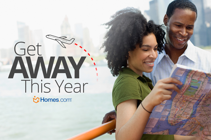 Get Away This Year!