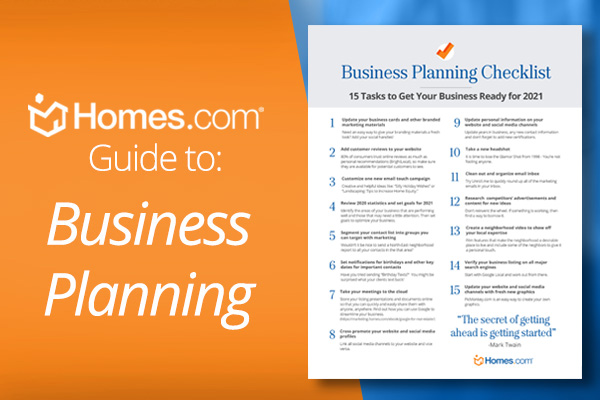Get Your Free 2021 Business Planning and Social Media Checklists