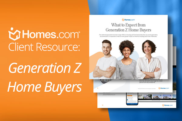 What to Expect from Generation Z Homebuyers