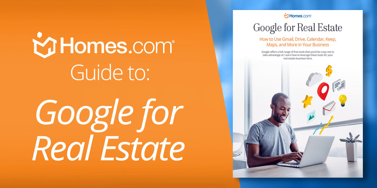 Free Google for Real Estate eBook Now Available!